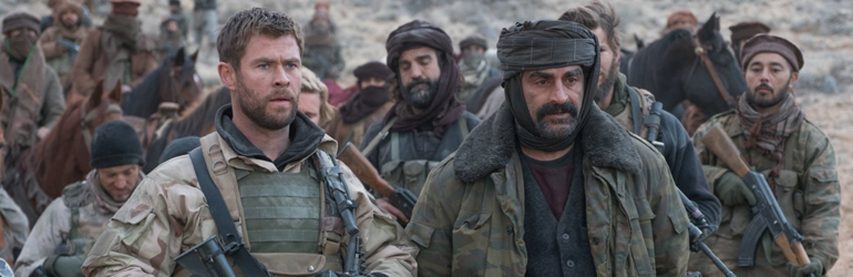 12 Strong: Din 2 februarie la cinema