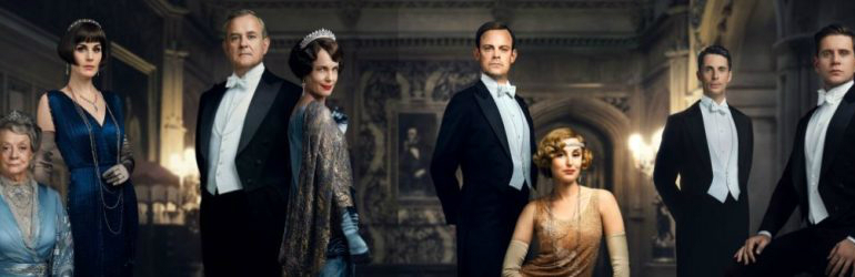 Downton Abbey pe Blu-ray si DVD