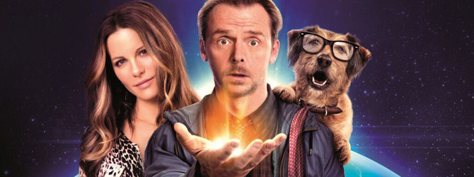 Nou pe DVD: Absolutely Anything si The Forest