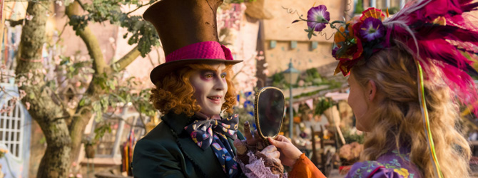 "Videoclipul ""Just Like Fire"" al lui Pink, melodia sequelului Alice Through the Looking Glass"
