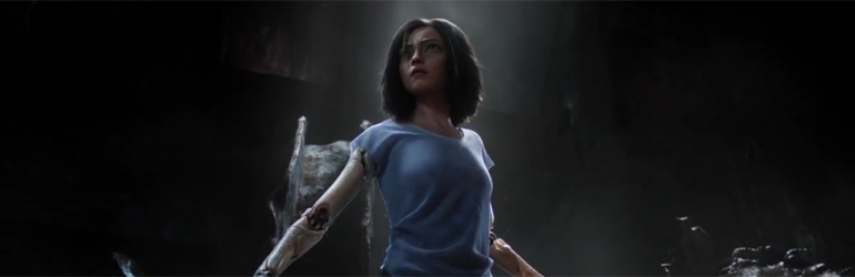 Primul trailer la Alita: Battle Angel!