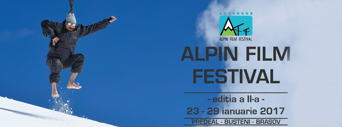 Incepe Alpin Film Festival 2017!