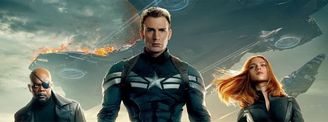 Captain America vs. The Winter Soldier - din 4 aprilie la cinema!