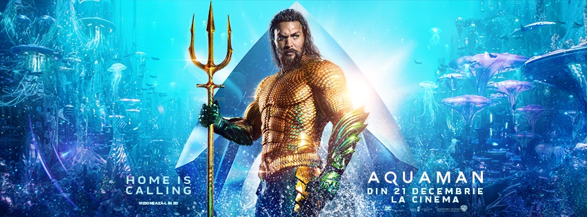 Aquaman: Home is calling