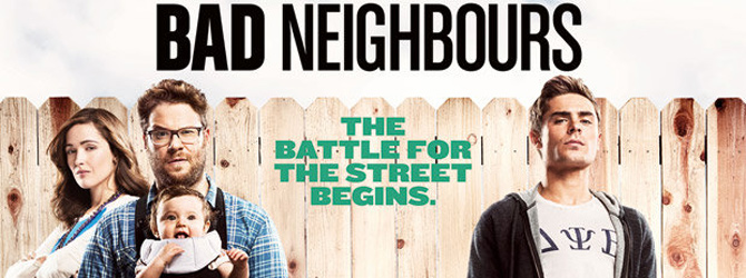 Zack Efron si Seth Rogen implicati in sequelul Bad Neighbours 2
