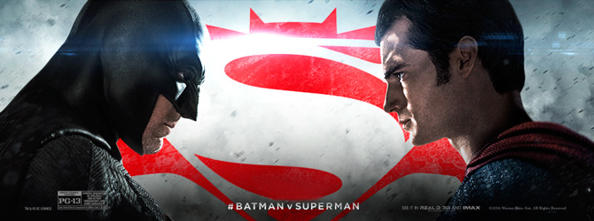 Batman v Superman: Dawn of Justice domina box-office-ul international