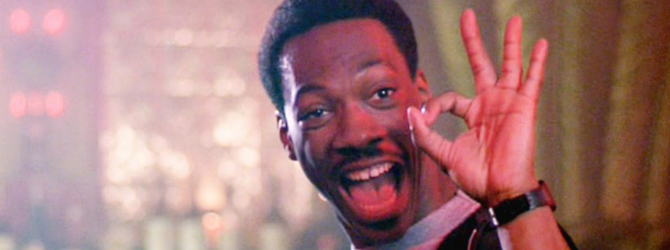 Eddie Murphy revine cu Beverly Hills Cop IV in 2016