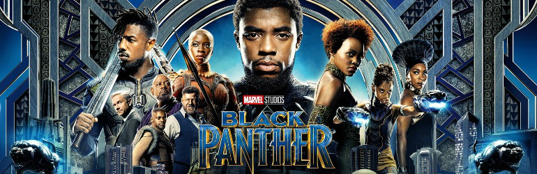 Black Panther pe DVD