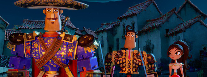 Nou pe Blu-ray si DVD: The Book of Life