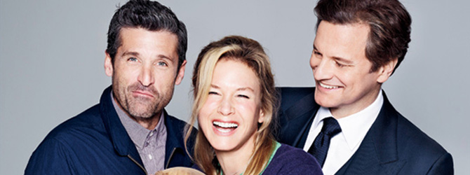 Video: Primul trailer la Bridget Jones's Baby