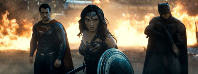 Batman v. Superman: Dawn of Justice se lanseaza in Romania pe DVD, Blu-ray si Blu-ray 3D