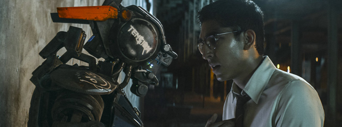 CineReview: Chappie