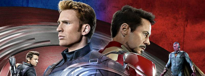 Captain America: Civil War – nr. 1 in box-office-ul international
