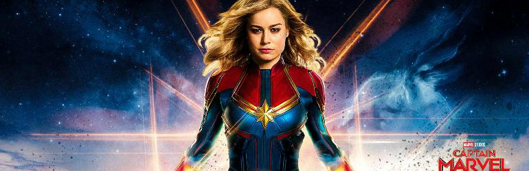 Captain Marvel pe DVD
