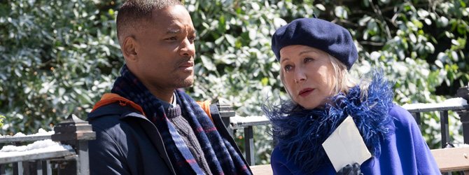 Will Smith in primul trailer la Collateral Beauty