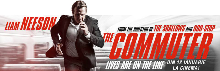 CineReview: The Commuter - Ce fel de om esti?