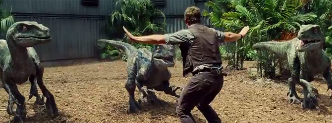 Invitatii la Jurassic World - 3D