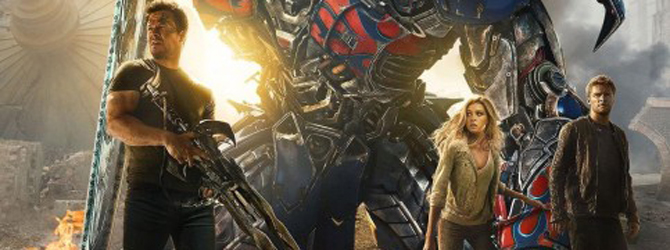 Invitatii la Transformers: Age of Extinction 3D