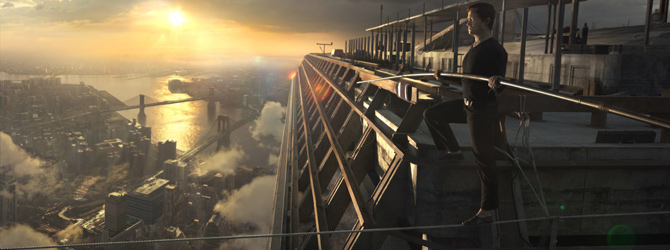 Invitatii la The Walk: Sfideaza limitele - 3D