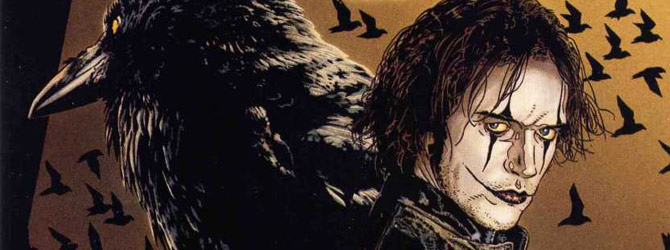 Video: Remake-ul la The Crow are un nou regizor