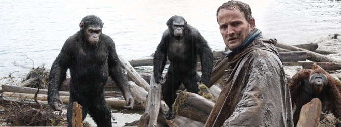 Nou pe Blu-ray si DVD: Dawn of the Planet of the Apes