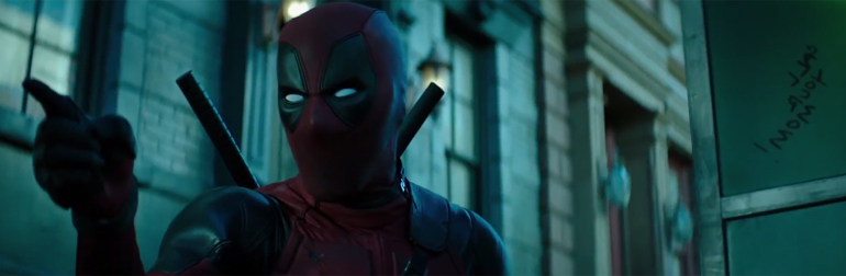 Primul trailer la Deadpool 2!