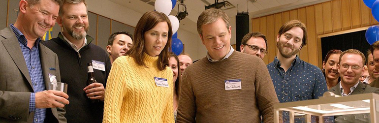 Primul trailer la Downsizing