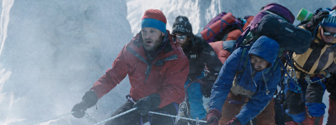 Nou pe Blu-ray si DVD: Everest