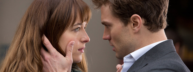 Fifty Shades of Grey - record de spectatori in Romania!