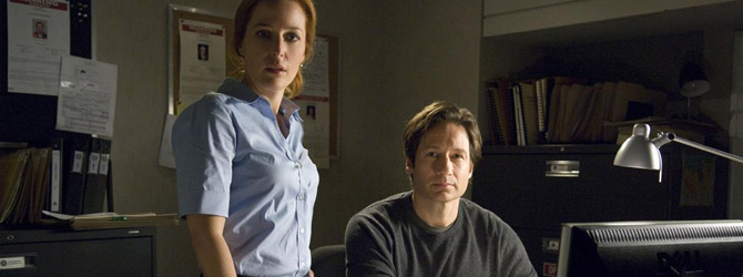 The X-Files revine la TV?