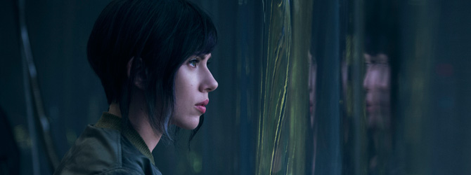 Au inceput filmarile la Ghost In The Shell