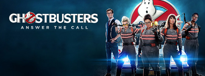 CineReview: Ghostbusters
