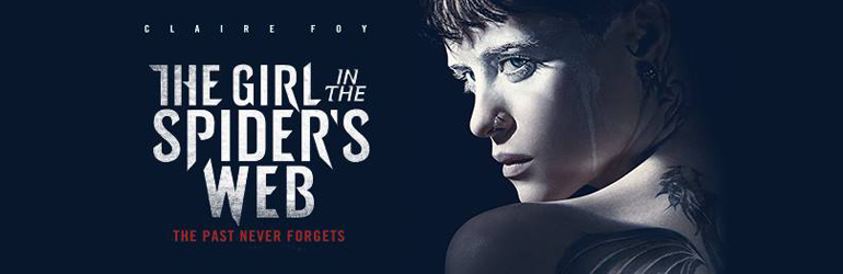 The Girl in the Spider's Web: Justitiara hacker Lisbeth Salander se intoarce