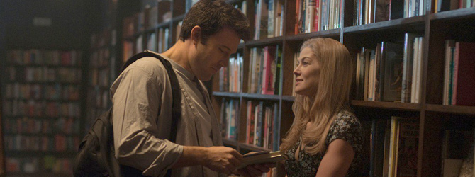 Nou pe Blu-ray si DVD: Gone Girl