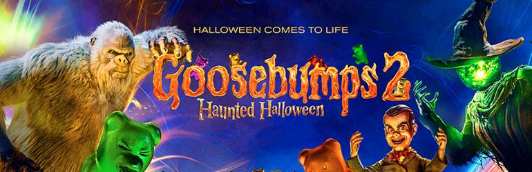 Goosebumps 2: Haunted Halloween - Maleficul Slappy se intoarce