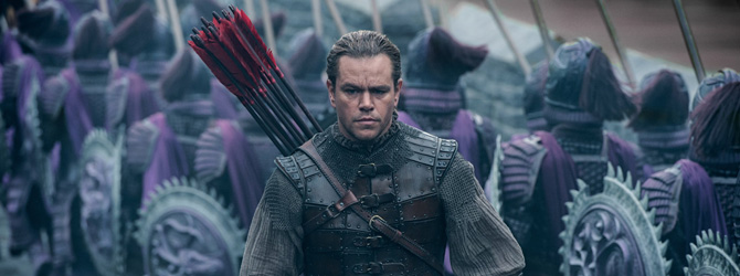A aparut primul trailer la The Great Wall