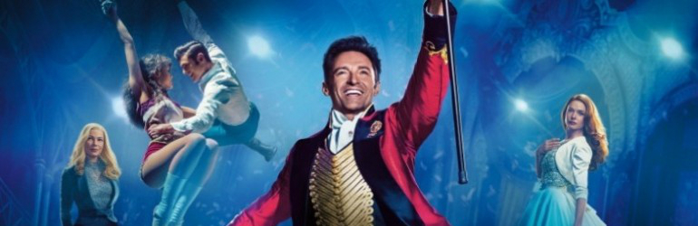 The Greatest Showman pe Blu-ray si DVD