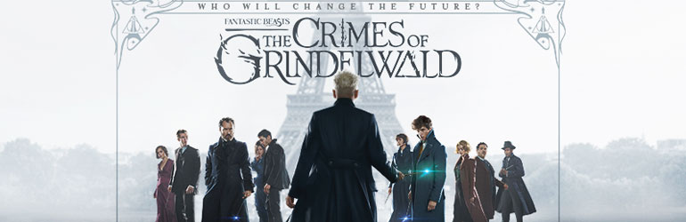 Fantastic Beasts: The Crimes of Grindelwald, cine e Credance?
