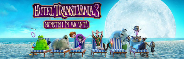 Hotel Transylvania 3: A Monster Vacation - Drac se indragosteste