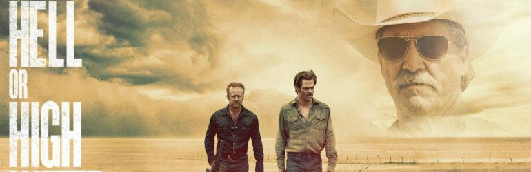Hell or High Water pe DVD
