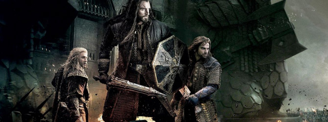 The Hobbit: The Battle of Five Armies lider in al treilea weekend consecutiv