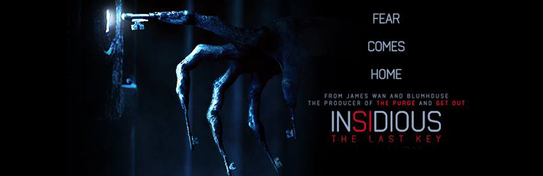 CineReview: Insidious - The Last Key, frica se intoarce acasa