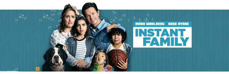 Instant Family pe Blu-ray si DVD