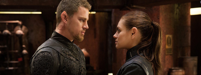 CineReview: Jupiter Ascending - 3D