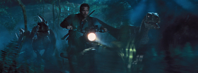 Nou pe Blu-ray si DVD: Jurassic World, Ex Machina si Unbroken