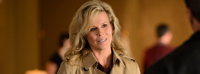 "Kim Basinger va juca in ""Fifty Shades Darker"", continuarea succesului ""Fifty Shades of Grey"""