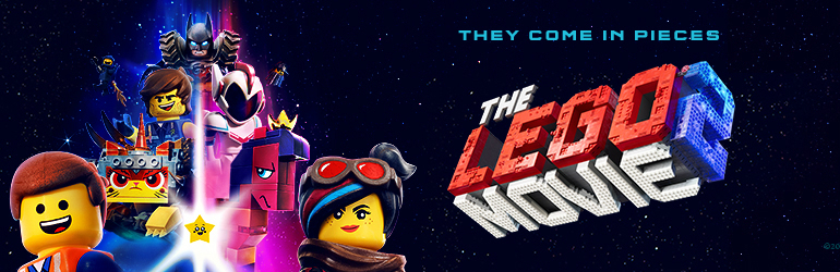 The Lego Movie 2: The Second Part pe Blu-ray 3D (STEELBOOK si plastic), 4k UHD, Blu-ray si DVD