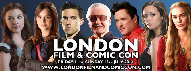London Film & Comic Con 2014 gata de start!