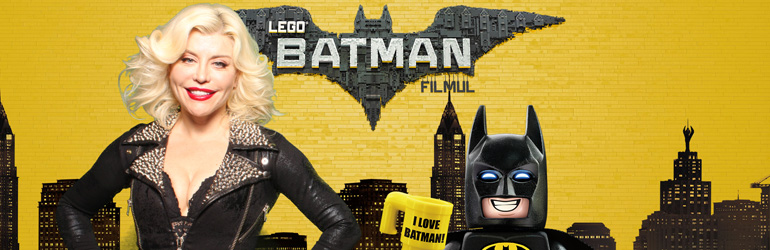 Video: Lansarea din Romania a animatiei The LEGO Batman Movie