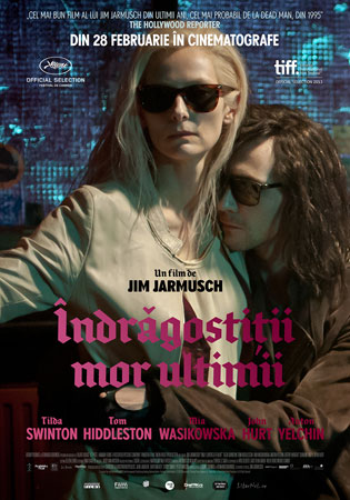Only Lovers Left Alive de Jim Jarmusch, din 28 februarie in cinematografe